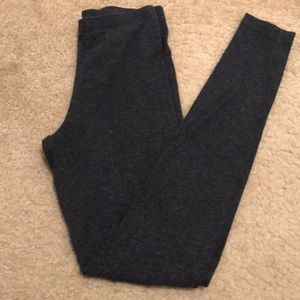 Forever 21 XS Dark Gray Leggings